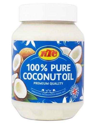 100% Чисто кокосово масло 500 мл