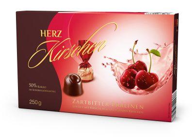 Белгийски бонбони Herzkirschen 250 г