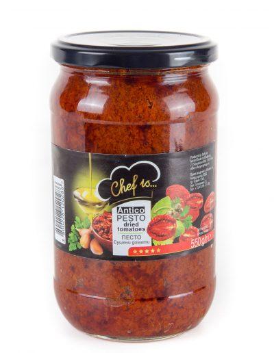 Песто от сушени домати Antico 550 г