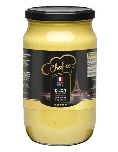 Дижонска горчица 850 г