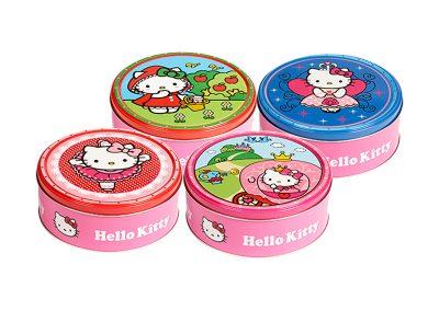 Датски бисквити  Hello Kitty 150г