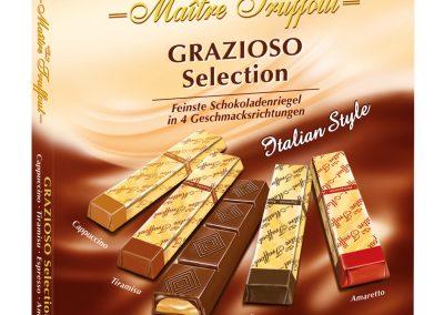 "Шоколадови бонбони Грациозо ""Селекшън"" Maître Truffout 200 г"